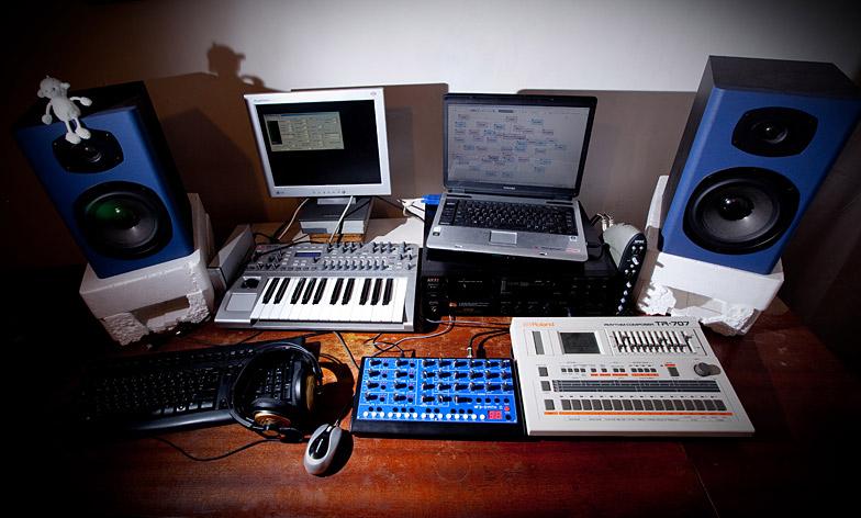 KiNK Studio. RA  Machine love  KiNK