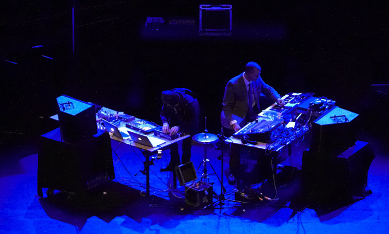 Matmos Live at The Royal Festival Hall