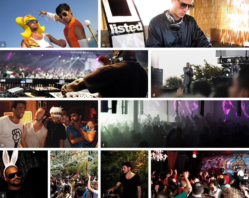 RA: Miami WMC 2010 in pictures
