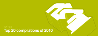 RA Poll: Top 20 compilations of 2010