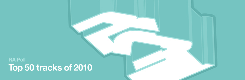 RA Poll: Top 50 tracks of 2010