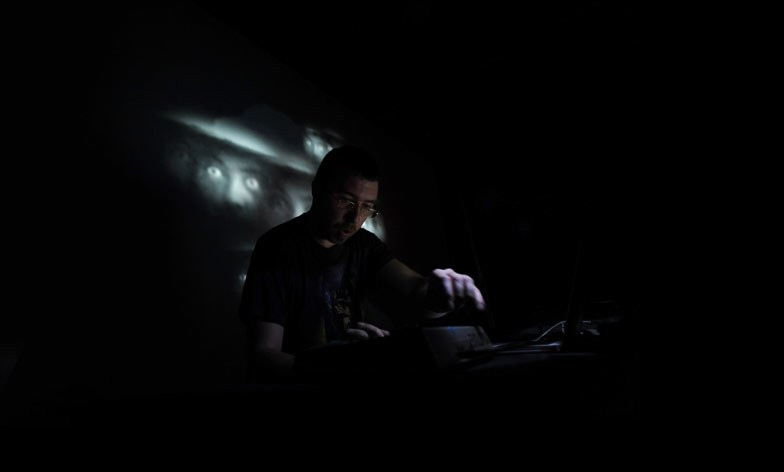 Shackleton Live at Unsound Festival Poland