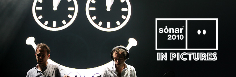 Sonar 2010 in pictures