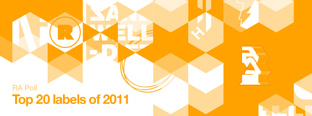 RA Poll: Top 20 labels of 2011