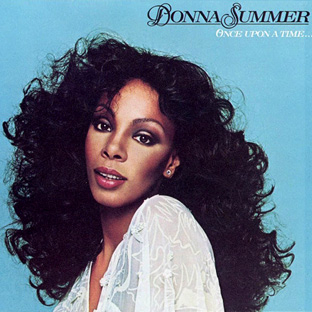 Donna Summer Once Upon A Lifetime cover