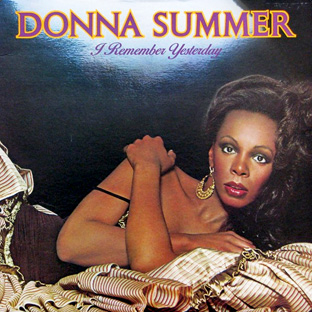 Donna Summer I Remember Yesterday cover