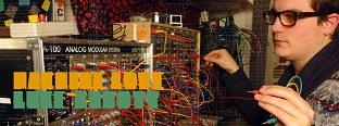 The Border Community producer talks at length about making music with a modular synth.