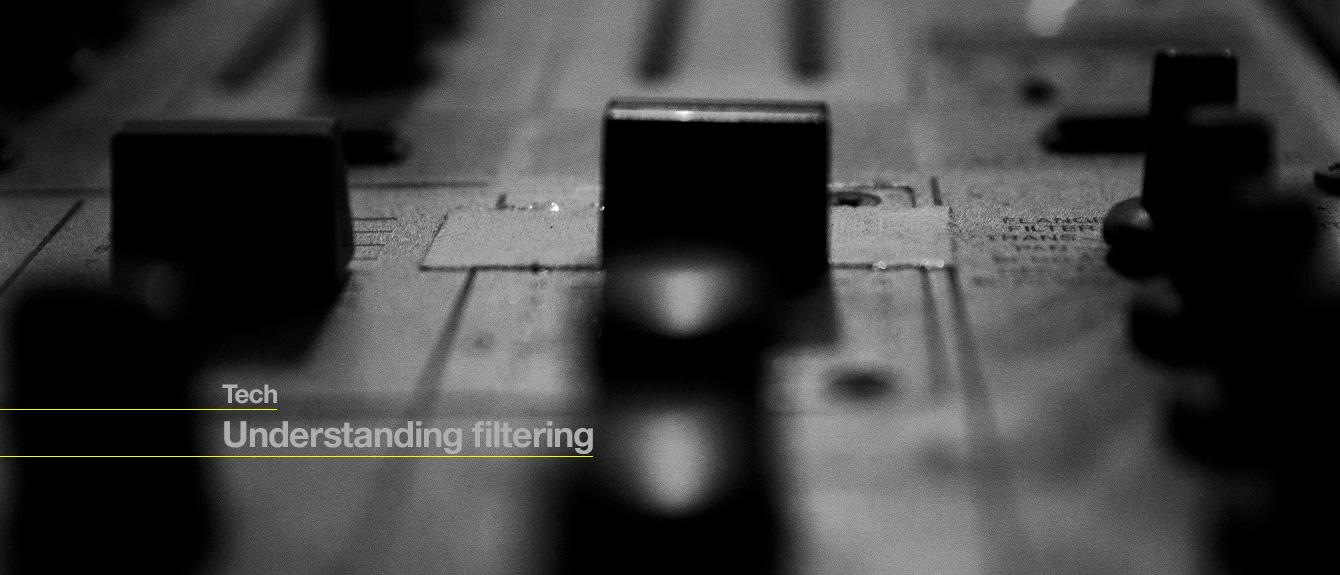 Understanding filtering