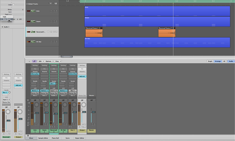 RA: A guide to drum programming