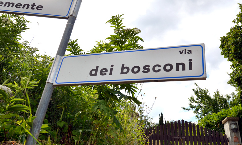 Ra label of the month bosconi records for Italian house music
