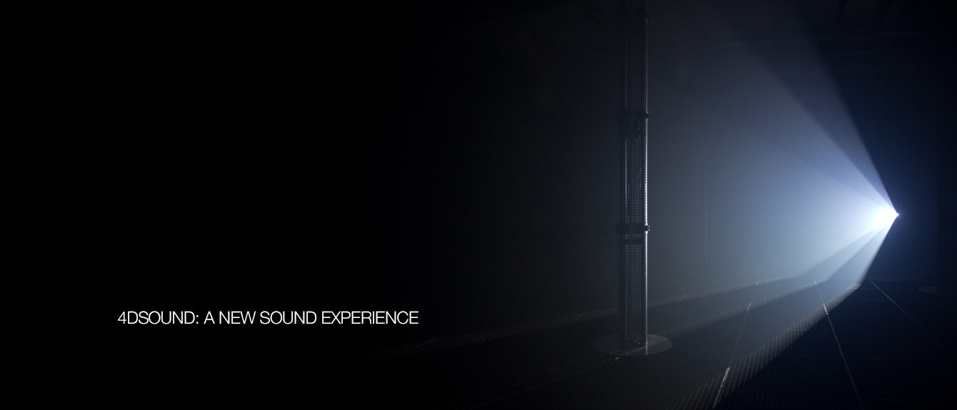 RA: 4DSOUND: A new sound experience