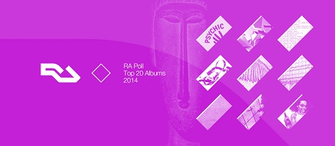 RA Poll: Top 20 albums of 2014