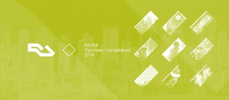 RA Poll: Top mixes / compilations of 2014