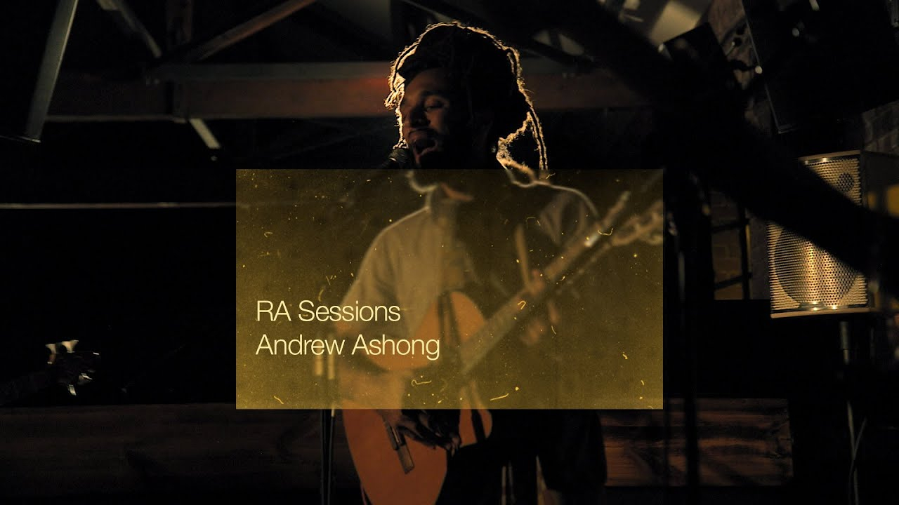 RA Sessions: Andrew Ashong