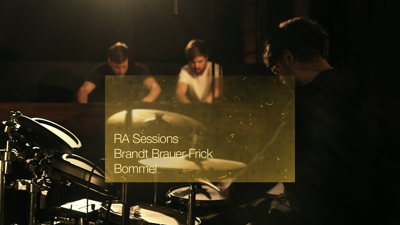 RA Sessions: Brandt Brauer Frick