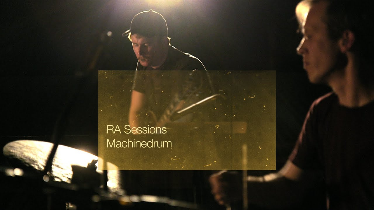 RA Sessions: Machinedrum