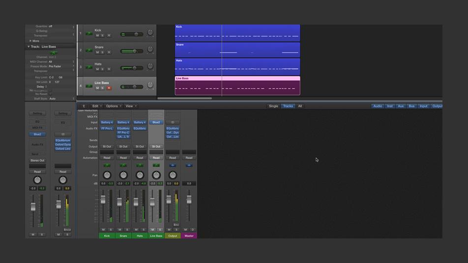 RA: Understanding groove