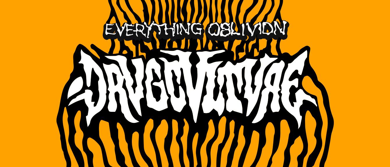 Drvg Cvltvre - Oblivion EP