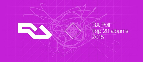 RA Poll: Top 20 albums of 2015