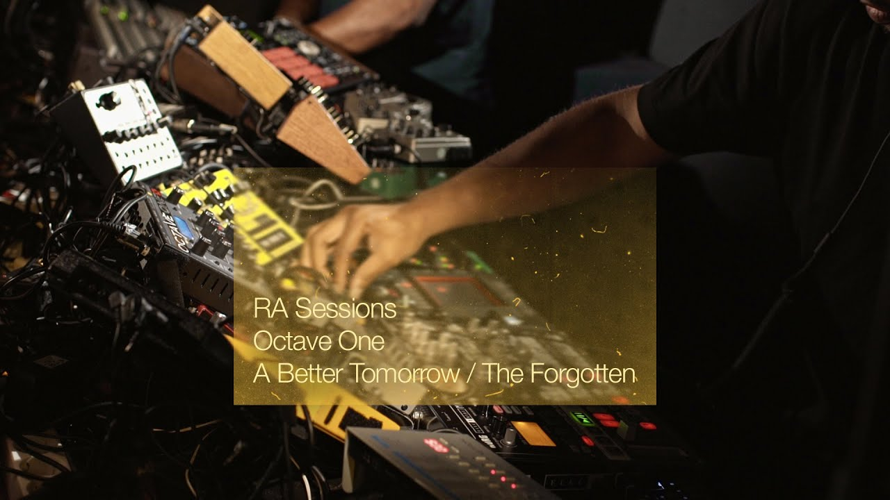 RA Sessions: Octave One
