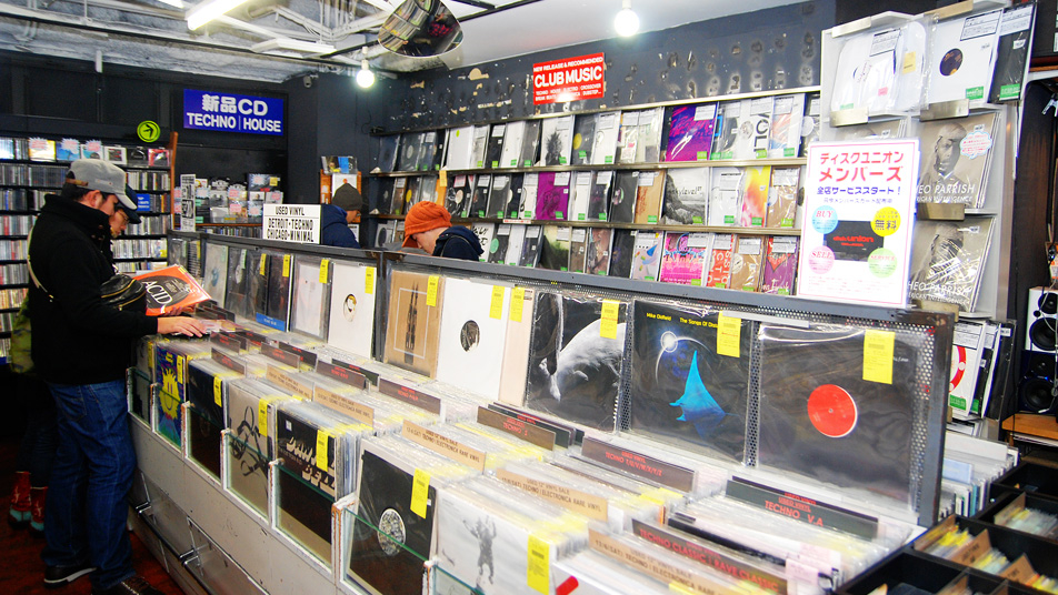 Ra Roundtable Tokyo Record Stores