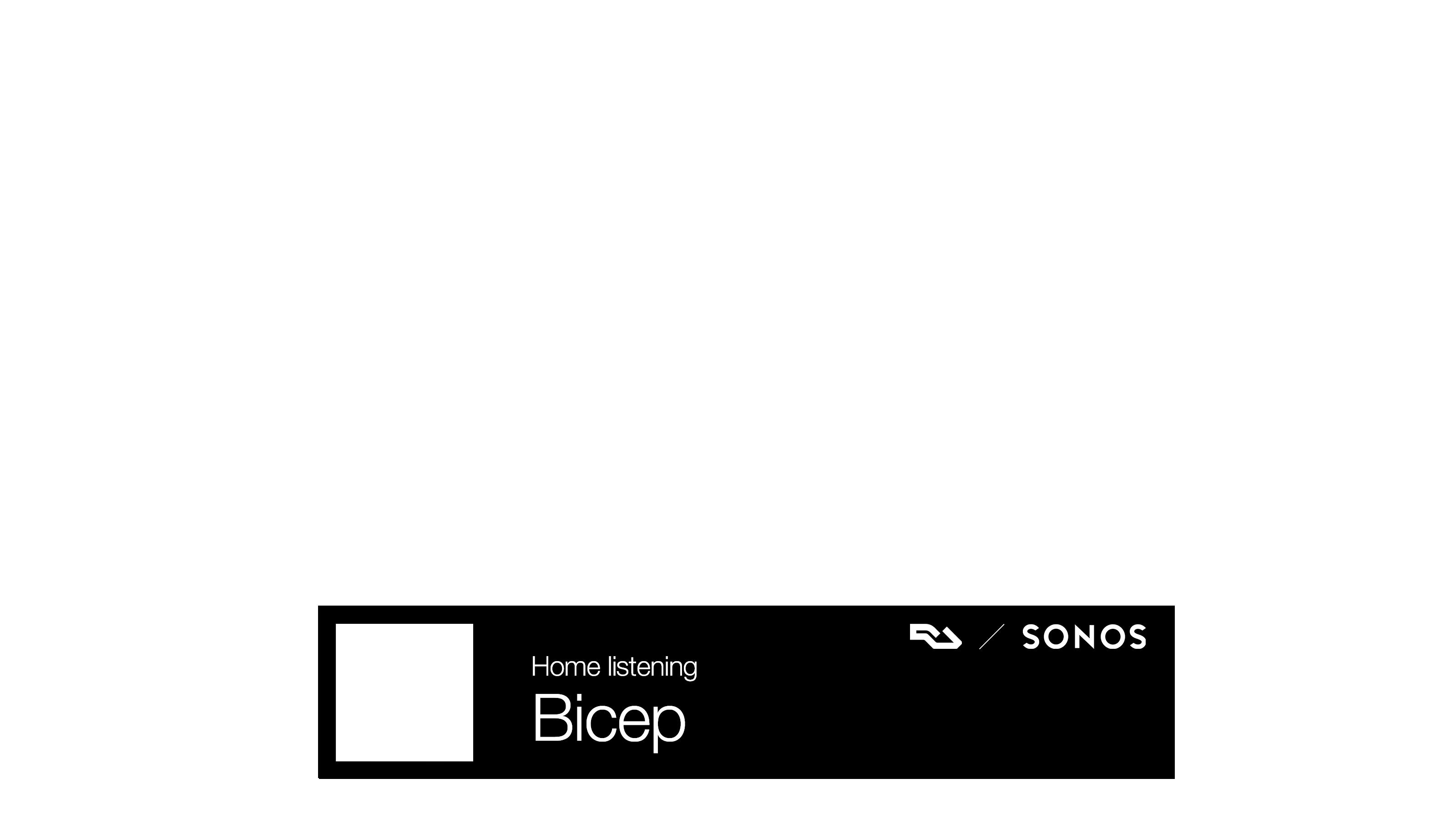 Home listening: Bicep