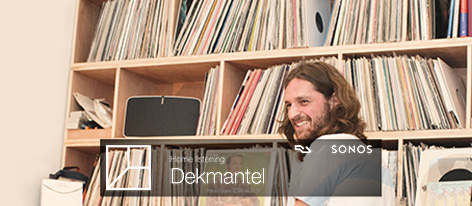 Home listening: Dekmantel Soundsystem