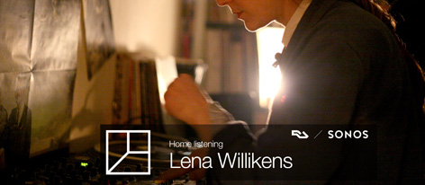Home listening: Lena Willikens