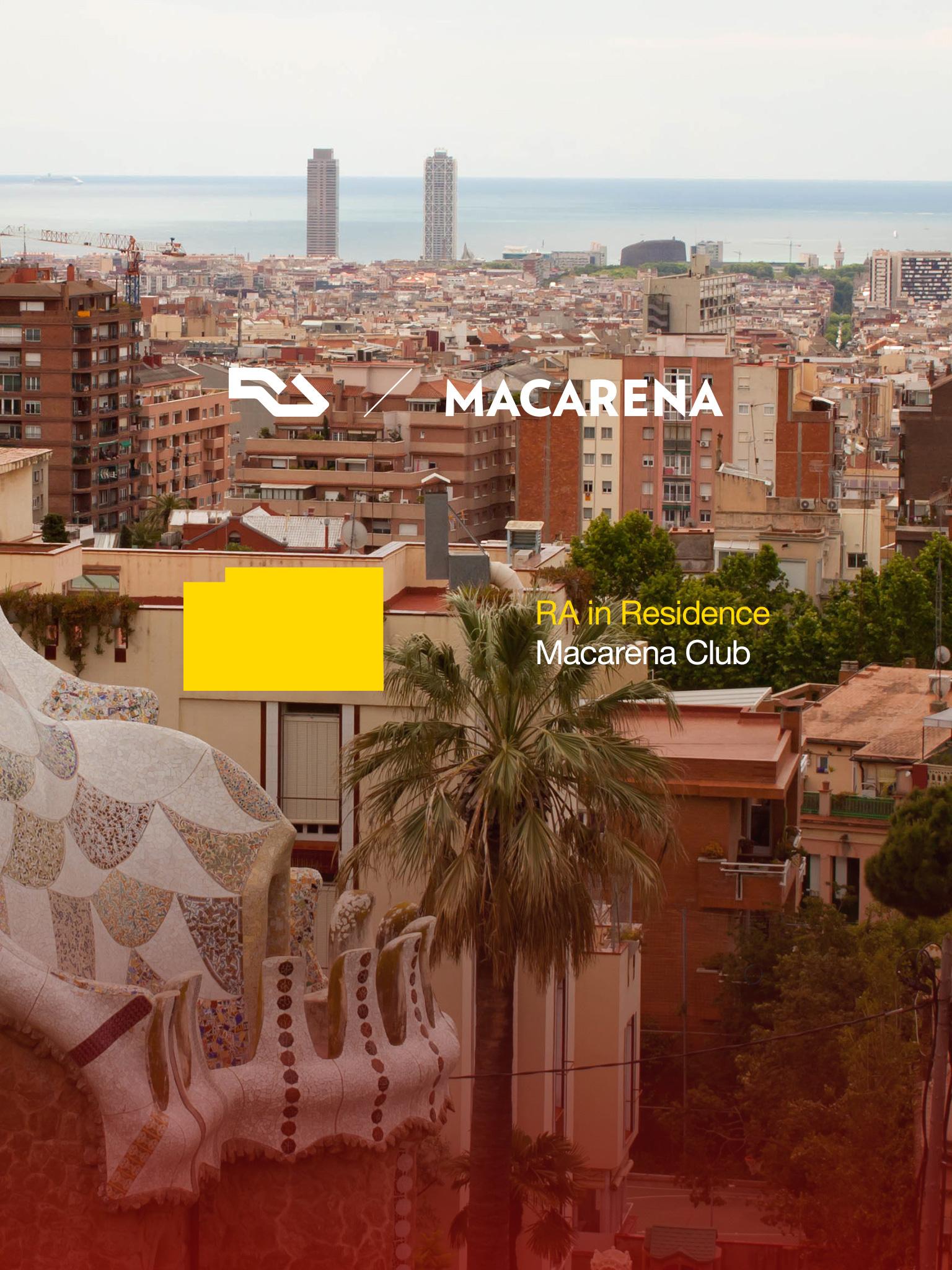 RA In Residence: Macarena Club
