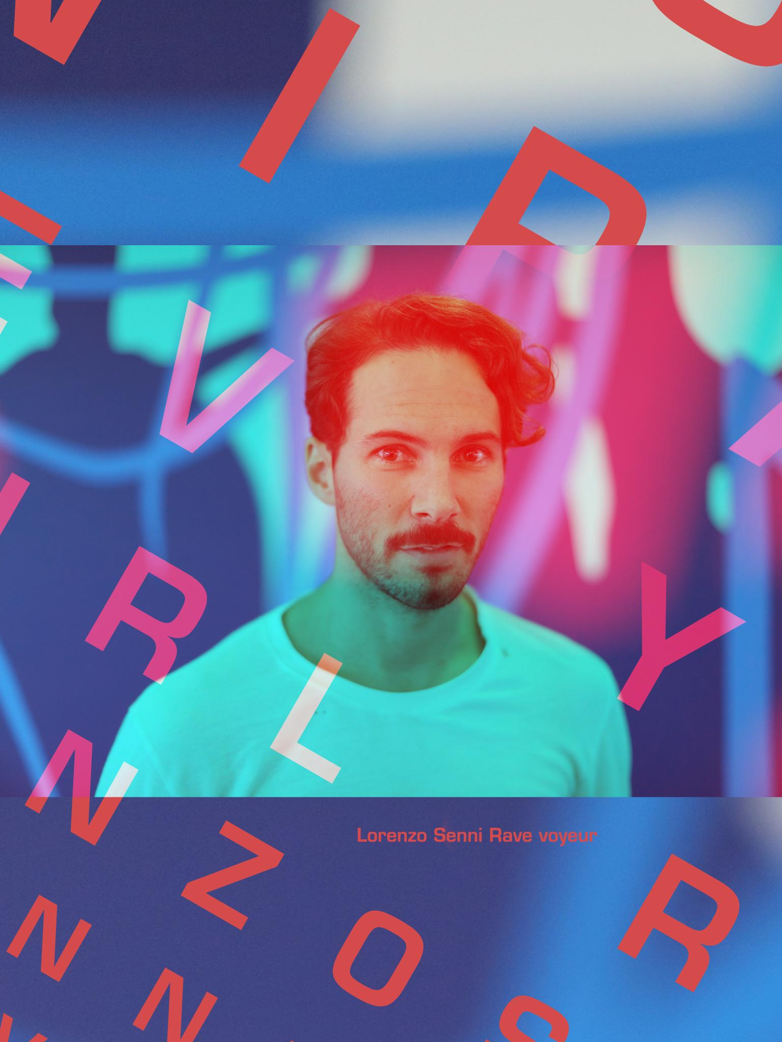 Lorenzo Senni: Rave voyeur