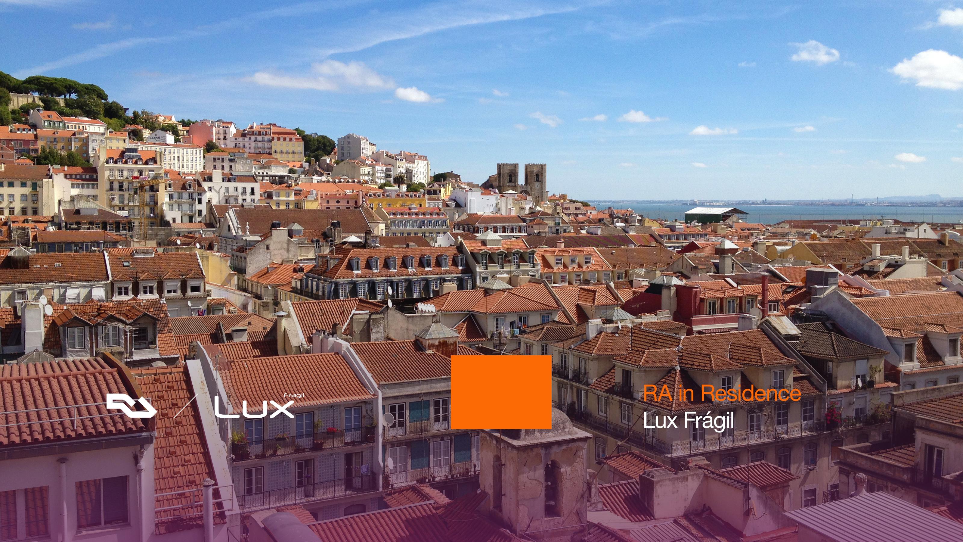 RA In Residence: Lux Frágil