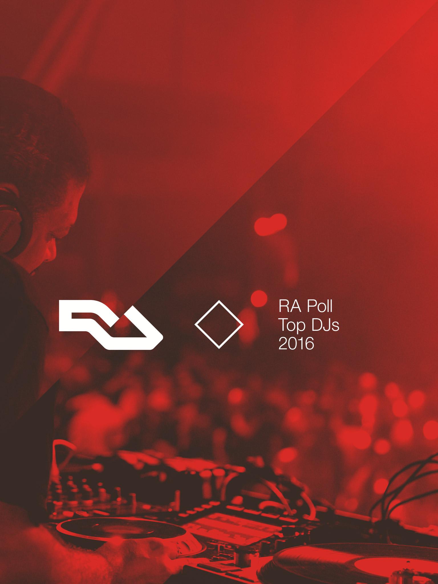 RA Poll: Top DJs of 2016
