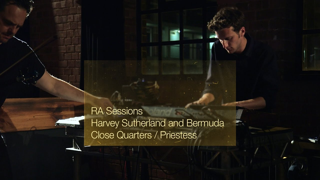 RA Sessions: Harvey Sutherland and Bermuda
