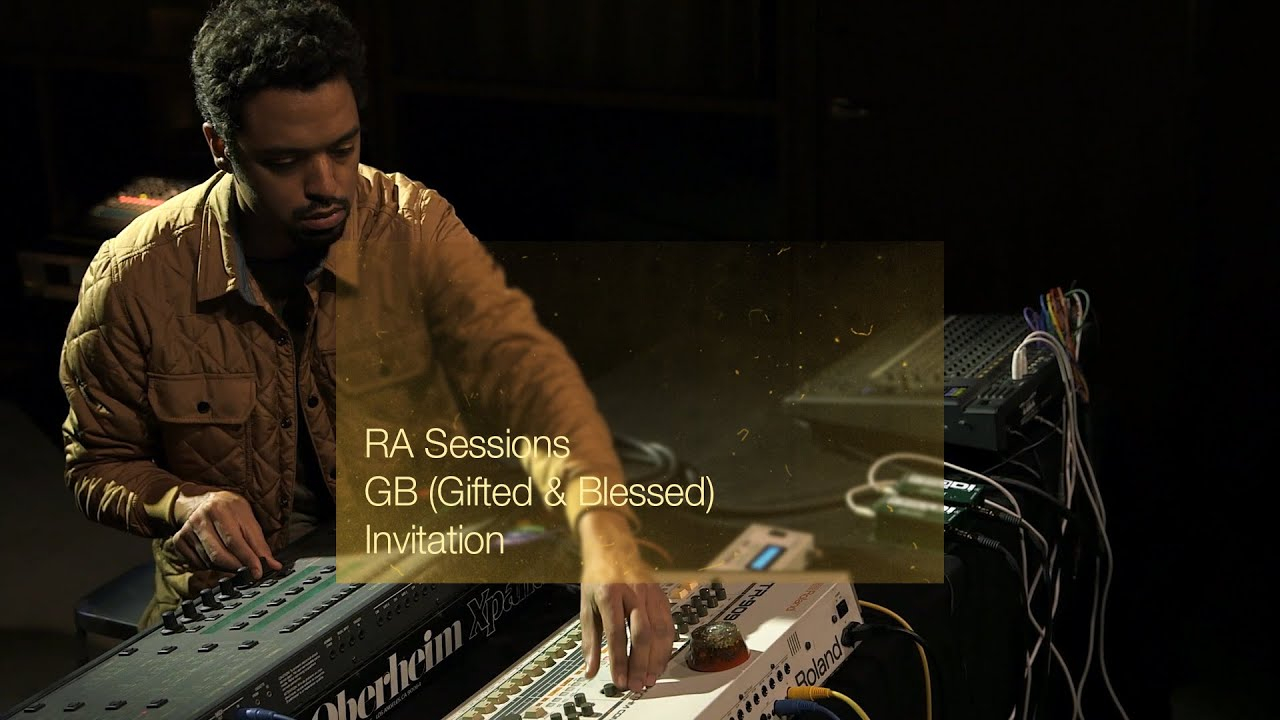 RA Sessions: GB (Gifted & Blessed)