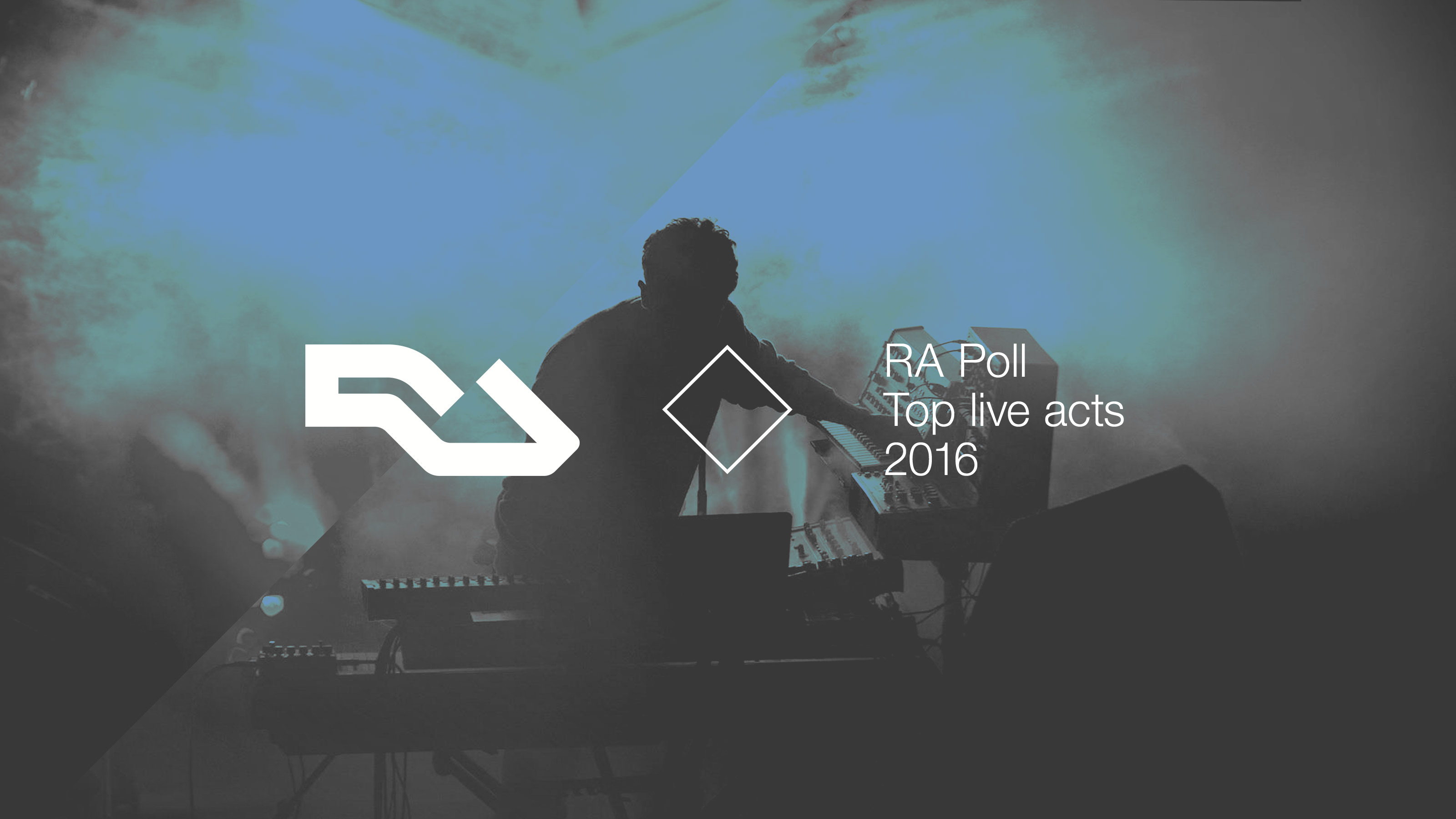 RA Poll: Top 40 live acts of 2016