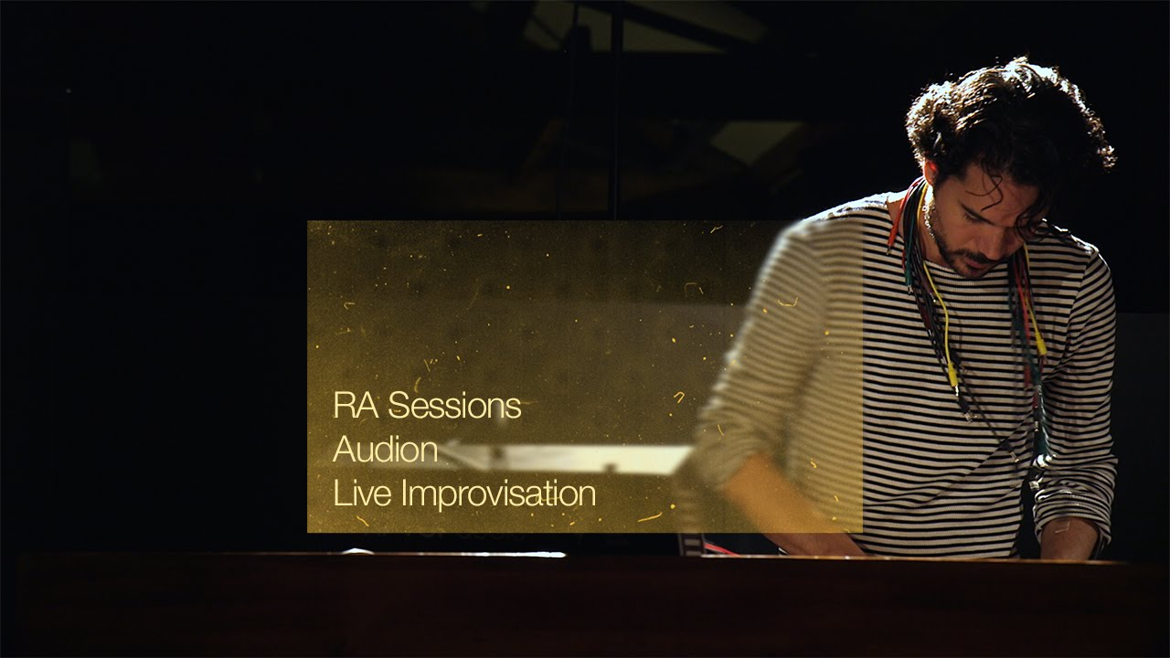 RA Sessions: Audion