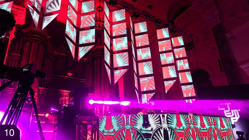 top 10 electronic dance music festivals