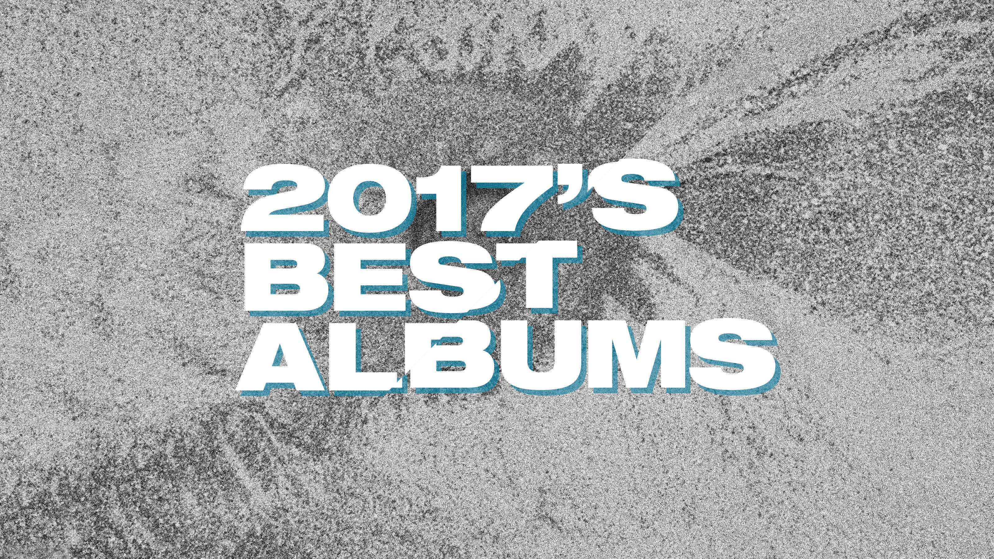 2017's Best Albums