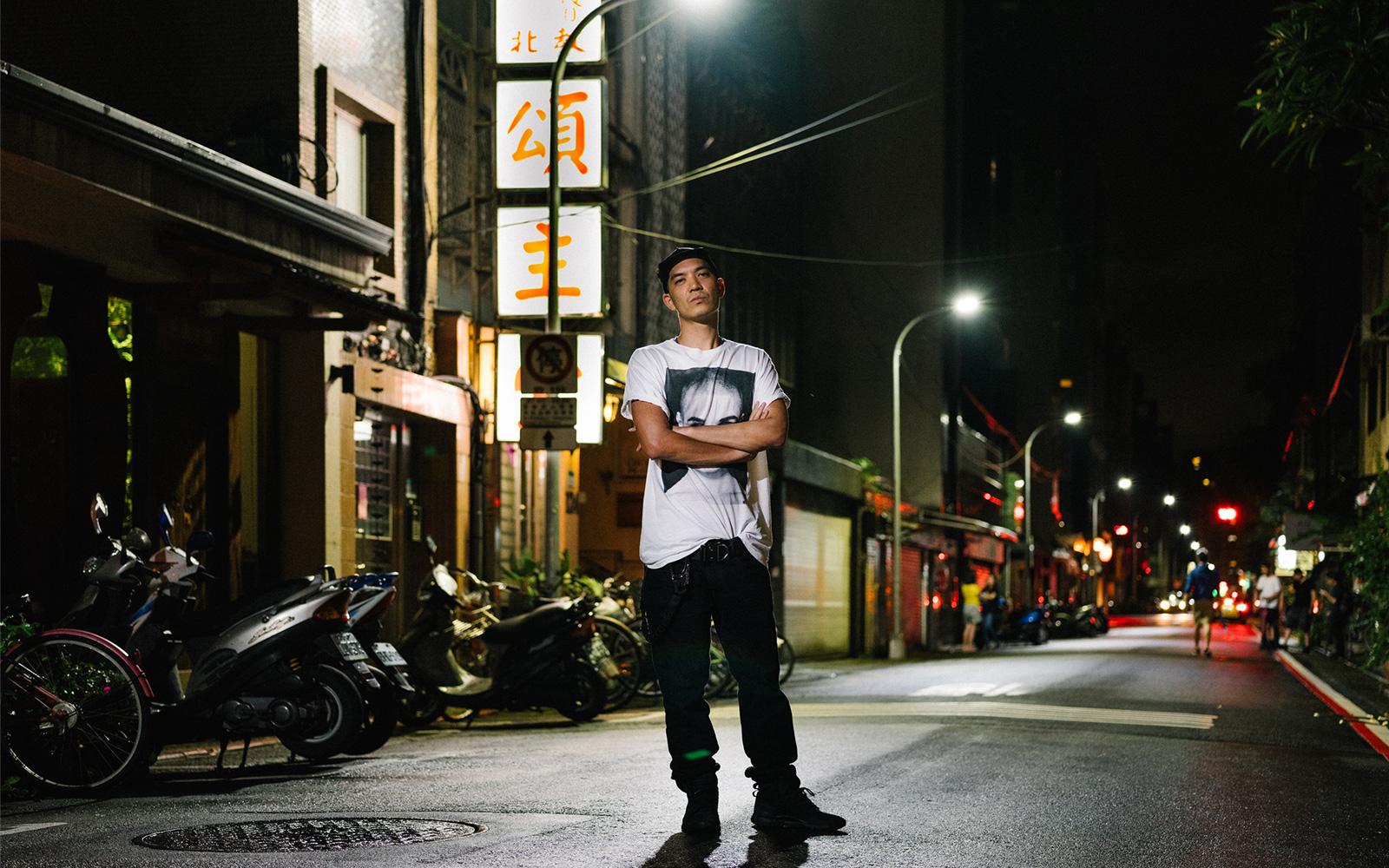 Shanghi back street fuck