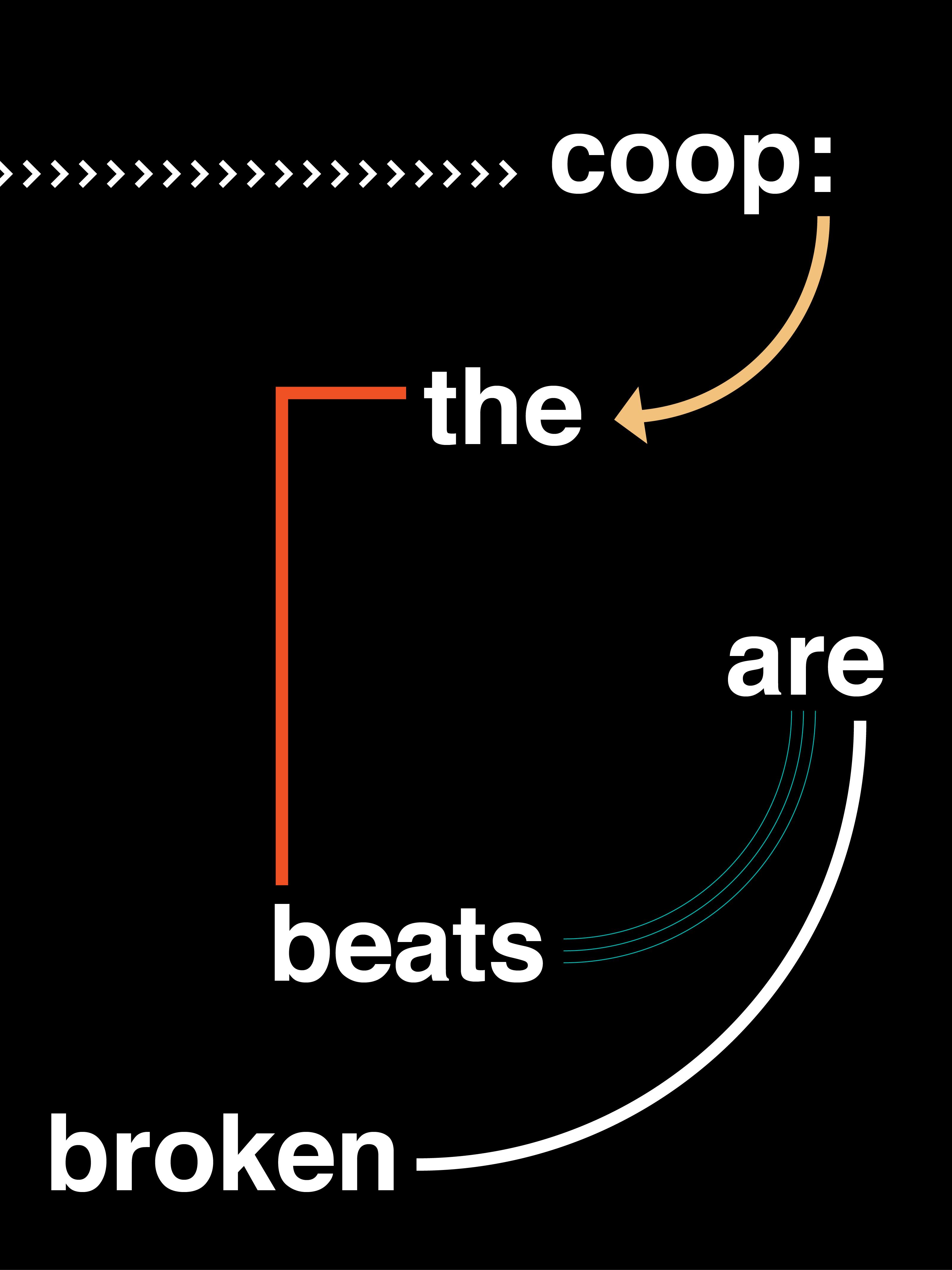 CoOp: The beats are broken