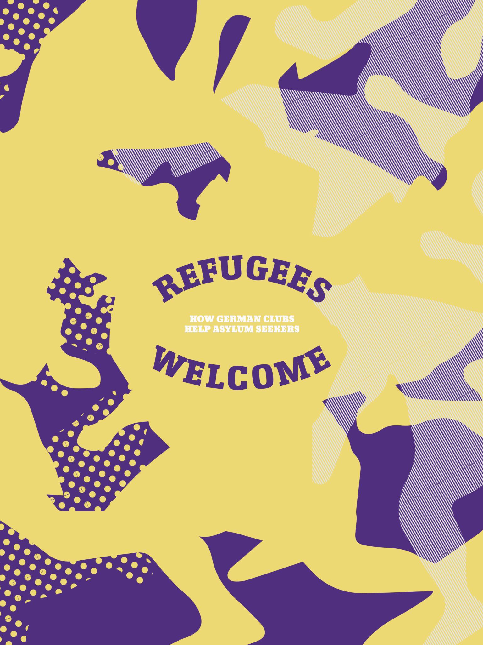 RA: Refugees welcome: How German clubs help asylum seekers