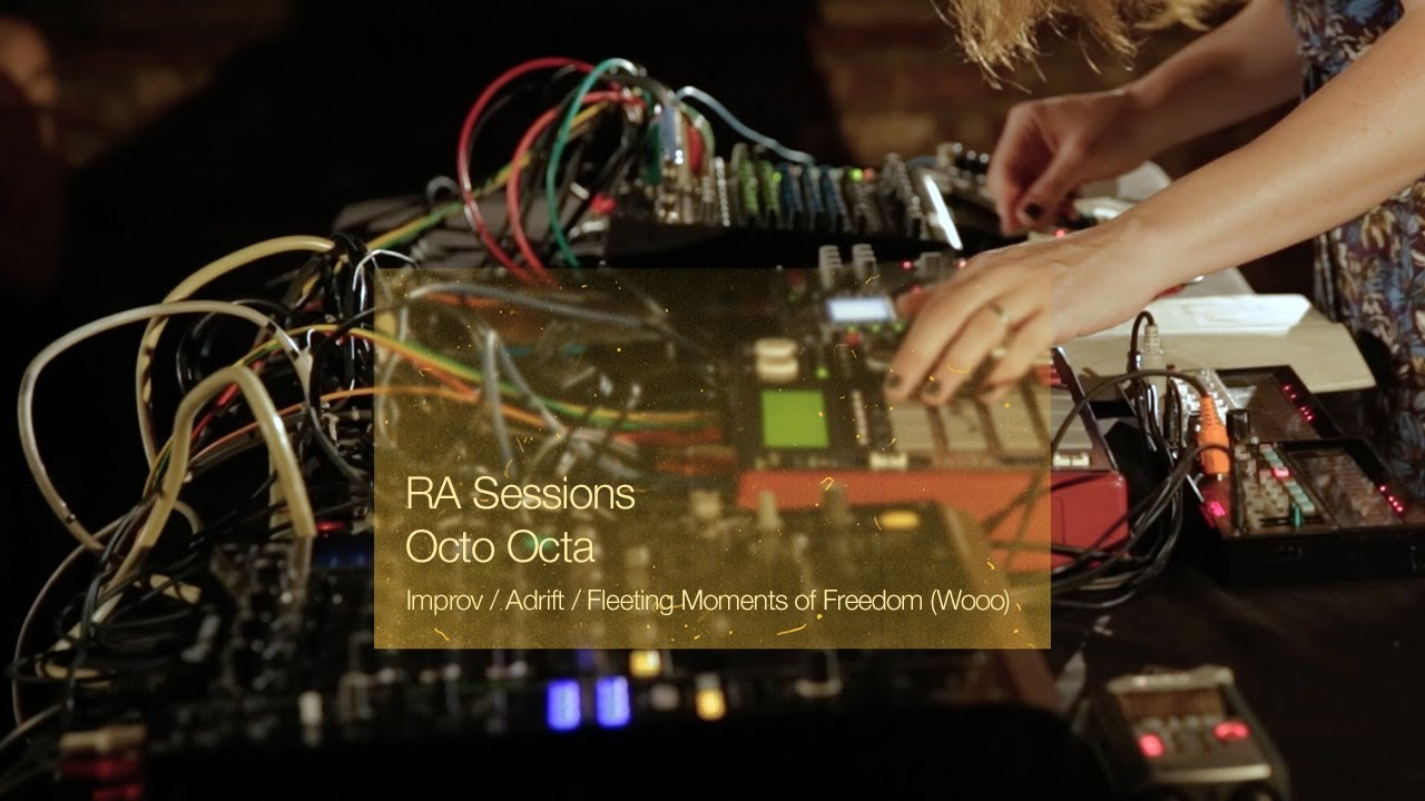 RA Sessions: Octo Octa