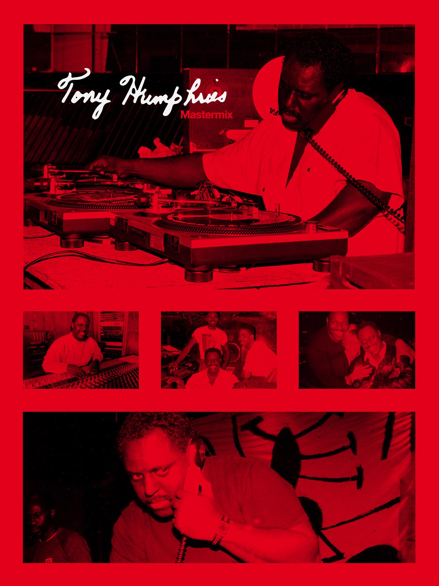 Tony Humphries: Mastermix