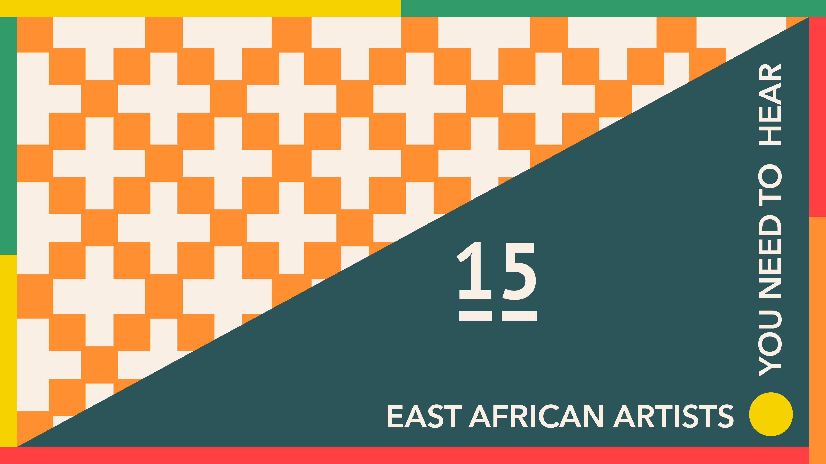 RA: 15 East African artists you need to hear