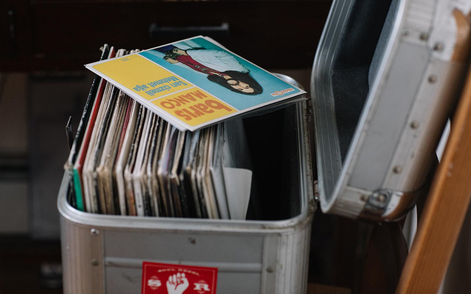 RA: The art of DJing: Analog Soul
