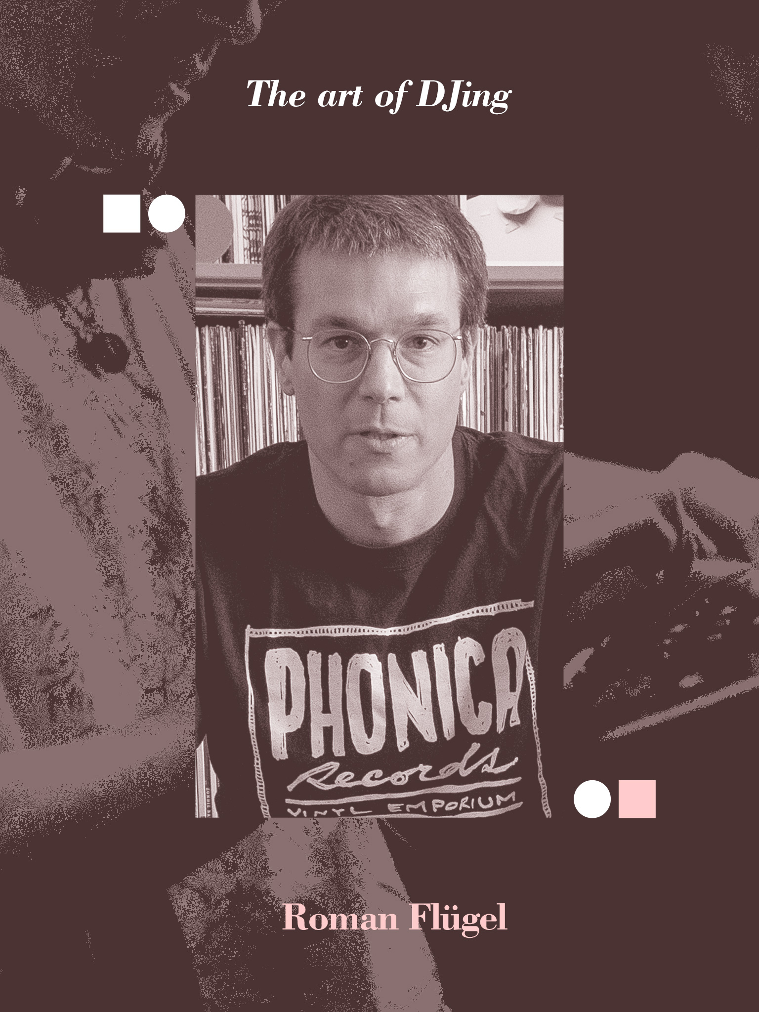 c48c8caf6a The surreal touch that colors Flügel's music extends to his masterful DJ  sets. Speaking to Matt Unicomb, he reflects on his decades behind the decks.
