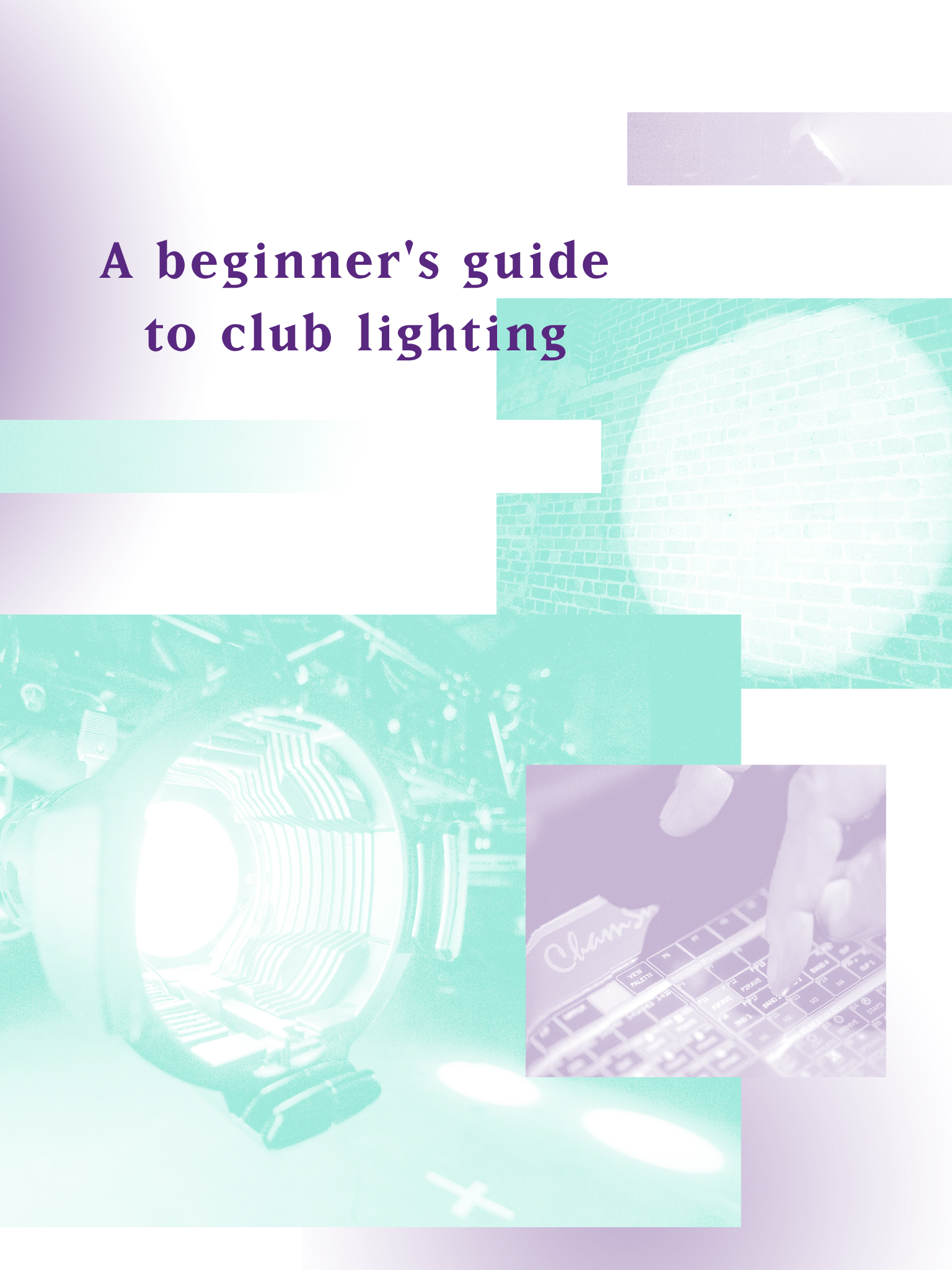 Ra A Beginners Guide To Club Lighting Chasing Led Circuit Design Issues