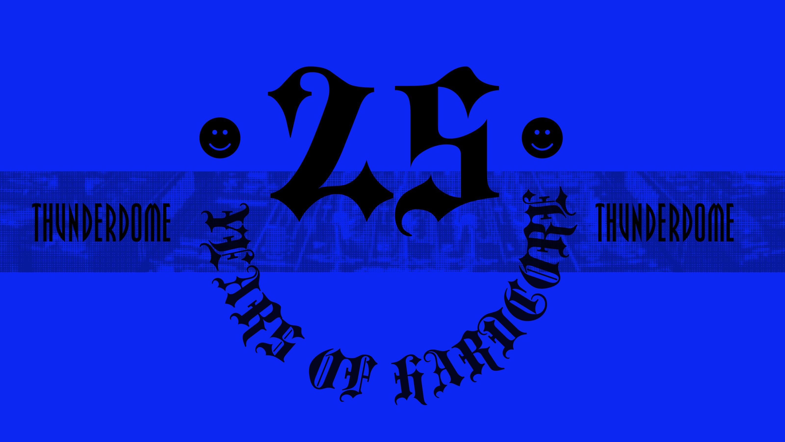 Thunderdome: 25 years of hardcore