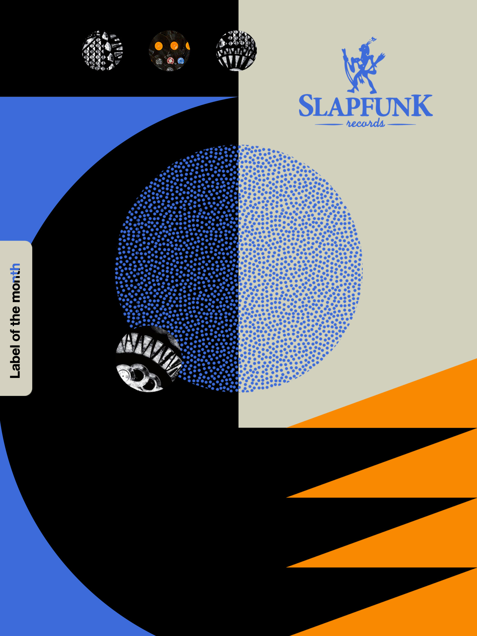 Label of the month: SlapFunk Records