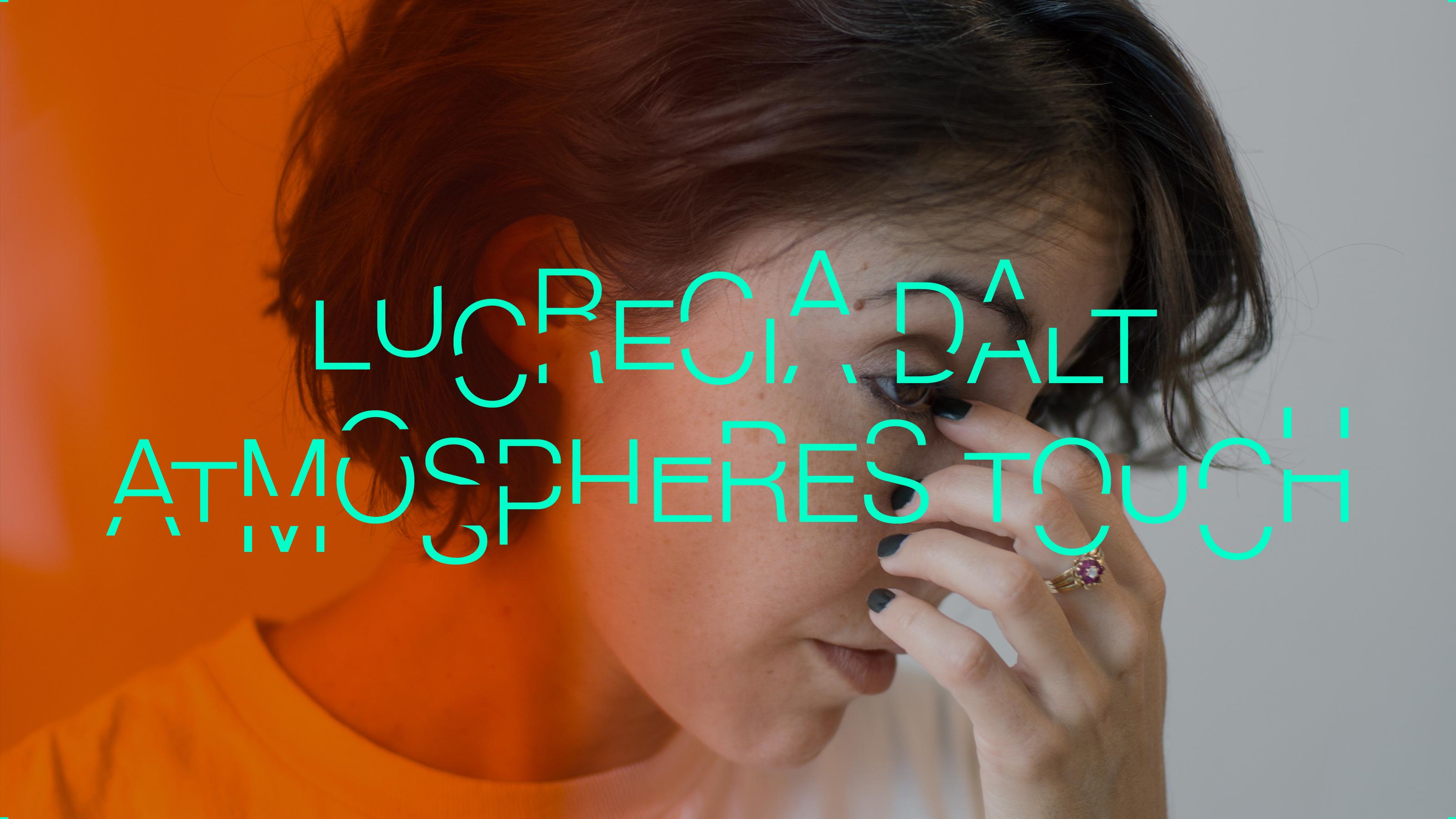 RA: Lucrecia Dalt: Atmospheres touch